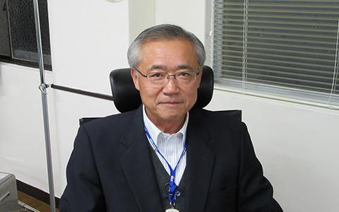 新潟ペイント工業株式会社 代表 田巻 隆
