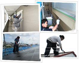 新潟市・東京・千葉の外壁塗装・屋根塗装・塗替えリフォーム|新潟ペイント工業株式会社